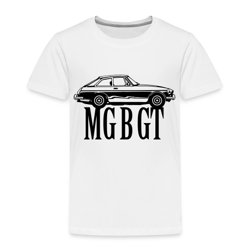 MG MGB GT - Autonaut.com - Kids' Premium T-Shirt