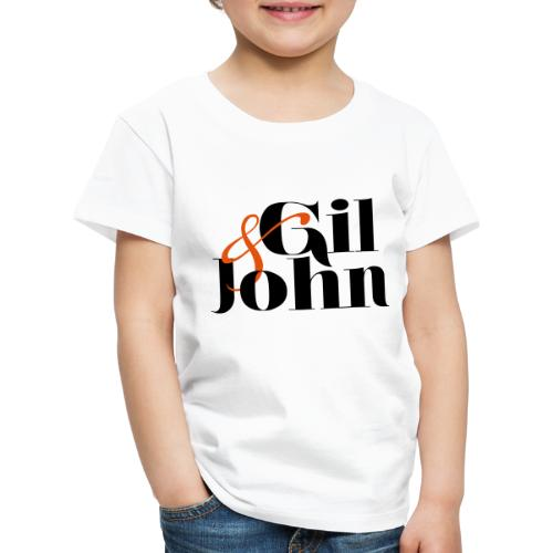 gil & john - T-shirt Premium Enfant