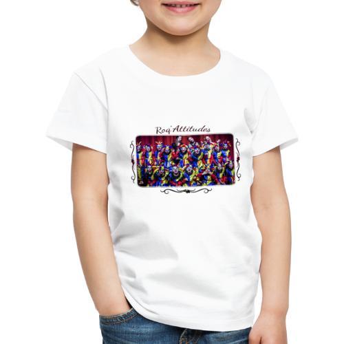 Roq'attitudes-2018-Enfant - T-shirt Premium Enfant