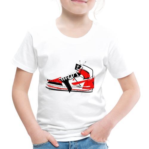 Destrukt my Shoes by MiZAl Touch Concept - Koszulka dziecięca Premium