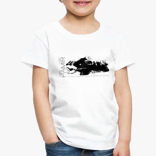 Pamir Expedition black - Kids' Premium T-Shirt