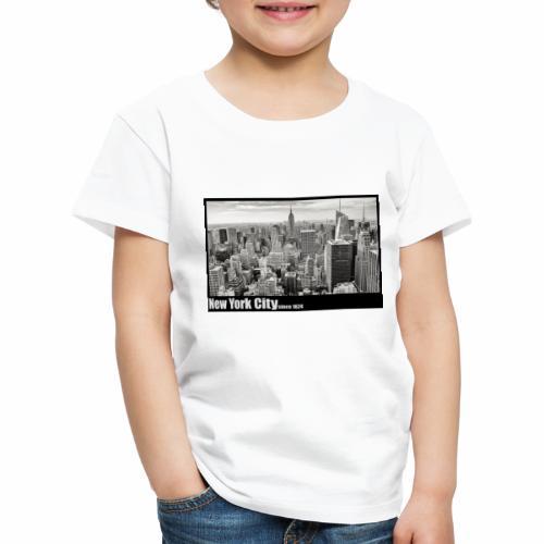New York City since 1624 - Kinder Premium T-Shirt