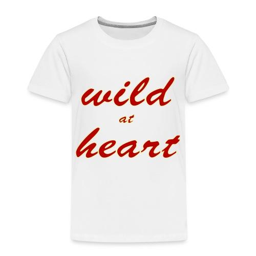 wild at heart - Kinder Premium T-Shirt