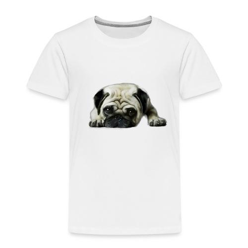 Cute pugs - Camiseta premium niño
