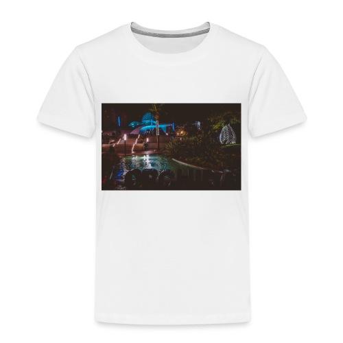 Orquidario Estepona Noche - Camiseta premium niño