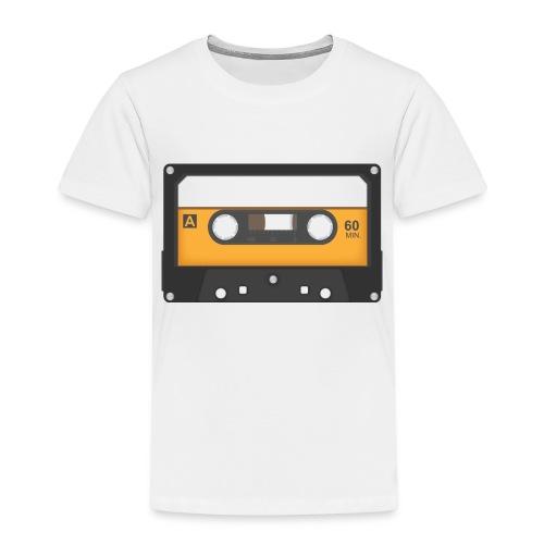 Cassette tape - Kinderen Premium T-shirt