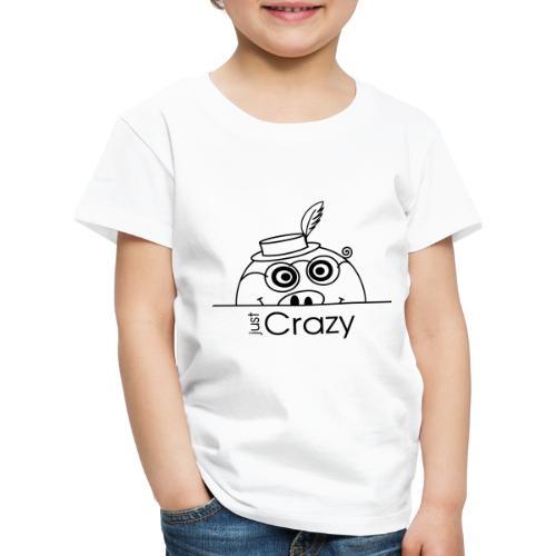 Happy Rosanna - « just Crazy » - T-shirt Premium Enfant