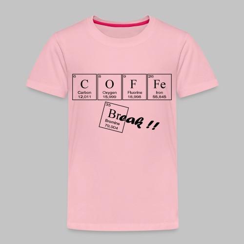Coffee Break - Kids' Premium T-Shirt