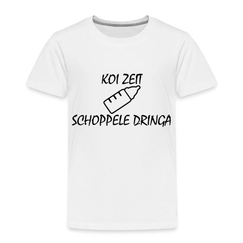 KoiZeit - Schoppele - Kinder Premium T-Shirt