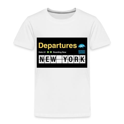 Departures Defnobarre 1 png - Maglietta Premium per bambini