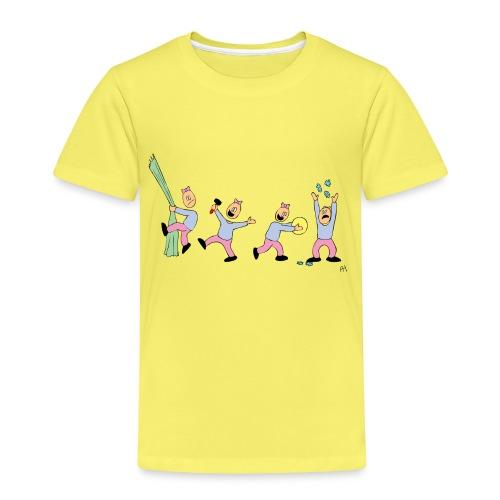 toern babybody - Premium T-skjorte for barn