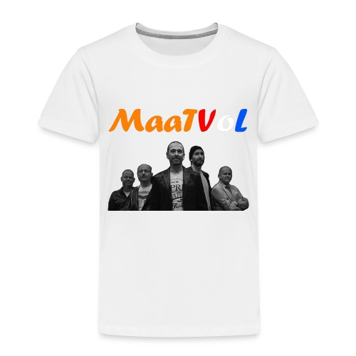 Maatvol Fan shirt Heren - Kinderen Premium T-shirt