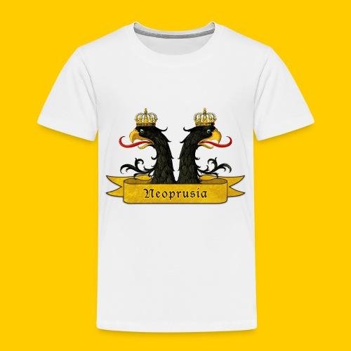Zwei köpfe - Camiseta premium niño