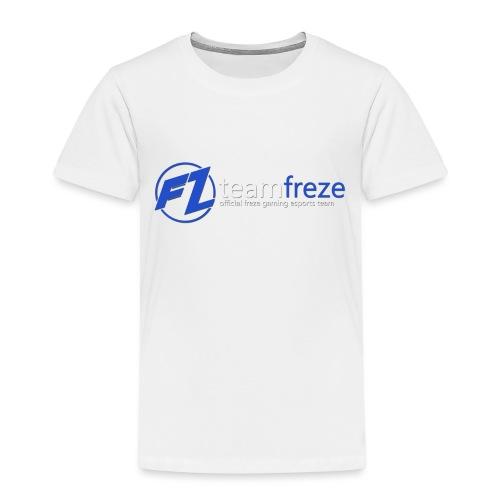 Team FreZe T-Shirt - Kinder Premium T-Shirt