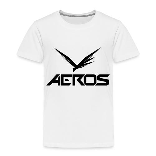Aeros LOGO 2016 final - Kinderen Premium T-shirt
