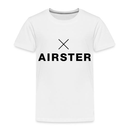 Airster_final_typeX_Sprea - Kinder Premium T-Shirt