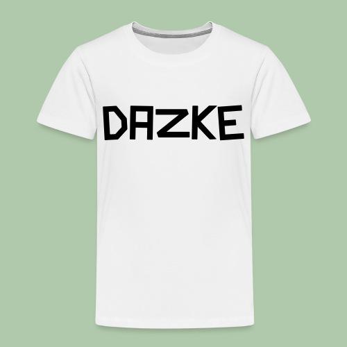 dazke_bunt - Kinder Premium T-Shirt