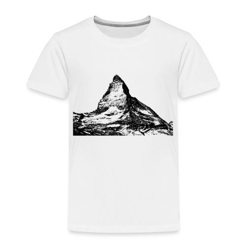 Swiss Alps - Kinder Premium T-Shirt