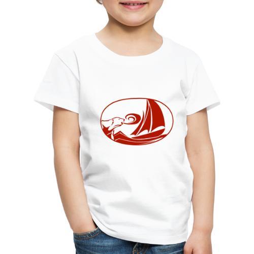 blauwassersegeln.at - Kinder Premium T-Shirt