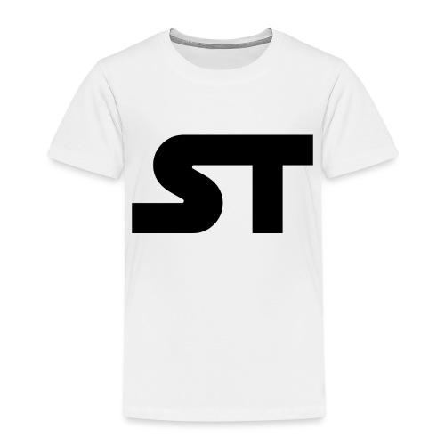 ST SIMPLE BLACK png - Kinder Premium T-Shirt
