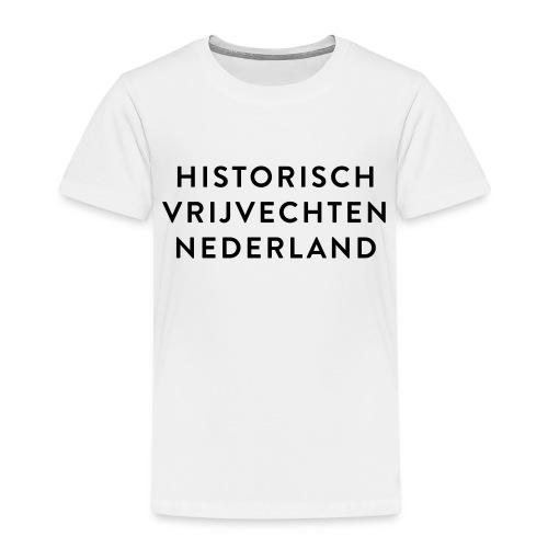 HVN_tekst - Kinderen Premium T-shirt