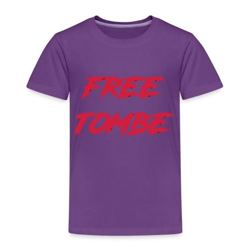 FREE TOMBE AI - Kinder Premium T-Shirt