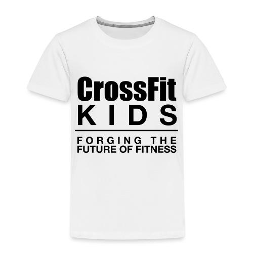 badge002 - Kinderen Premium T-shirt