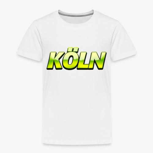 Green Hills Groß Köln - Kinder Premium T-Shirt