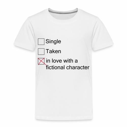 situation amoureuse - T-shirt Premium Enfant