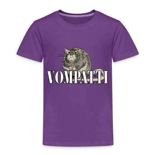 Vompatti - Lasten premium t-paita
