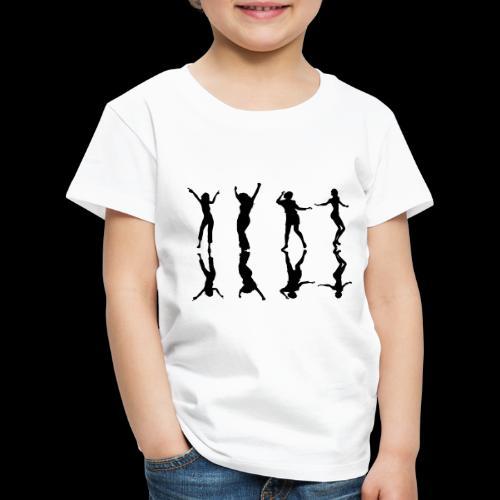 Dancing - Kinder Premium T-Shirt