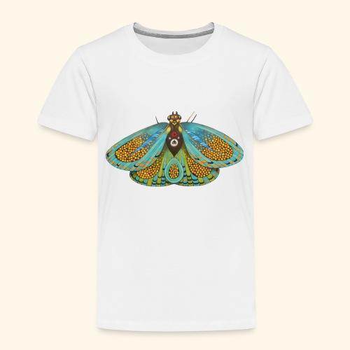 Psychedelic butterfly - Maglietta Premium per bambini