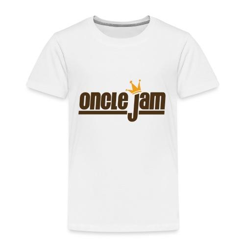 Oncle Jam horizontal brun - T-shirt Premium Enfant