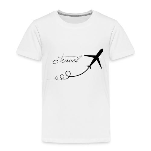 travel - Camiseta premium niño