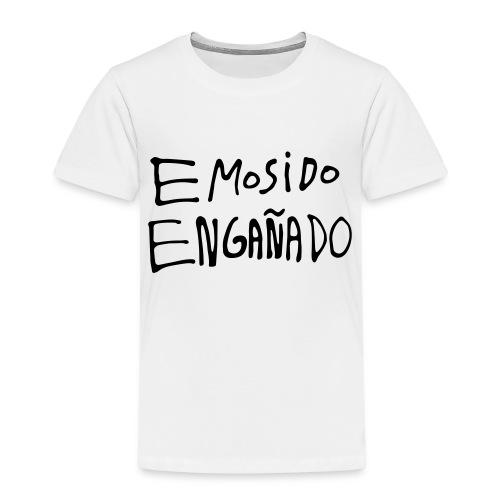 Emosido Engañado - Camiseta premium niño