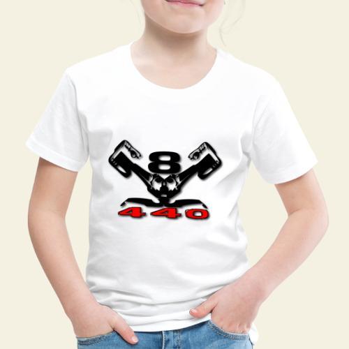 440 v8 - Børne premium T-shirt