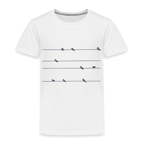 Vogelschutzbund - Kinder Premium T-Shirt