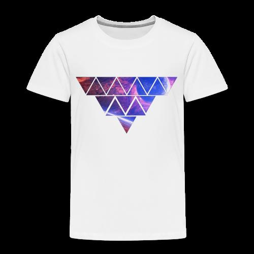 Abstract_Black_Design - Kinder Premium T-Shirt