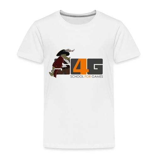 Tshirt 01 png - Kinder Premium T-Shirt