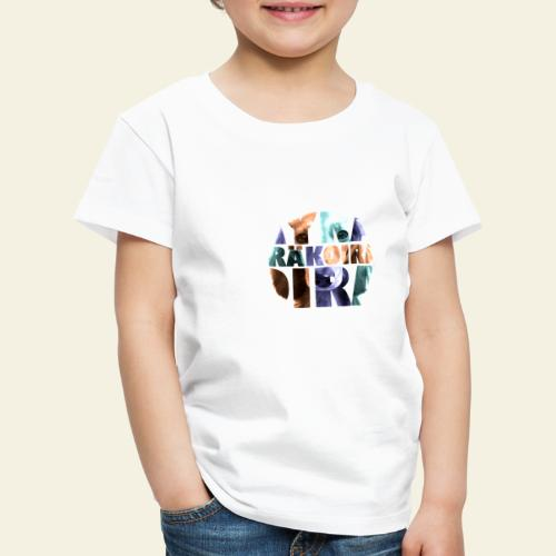 NASSU Mäyräkoira PK - Lasten premium t-paita