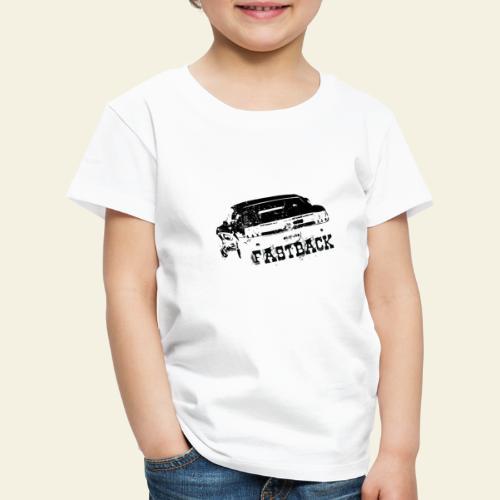 67 Fastback - Børne premium T-shirt