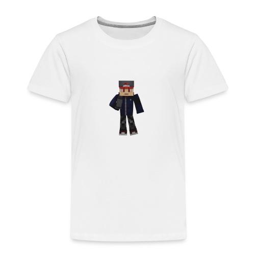 Personnage avec micro - T-shirt Premium Enfant