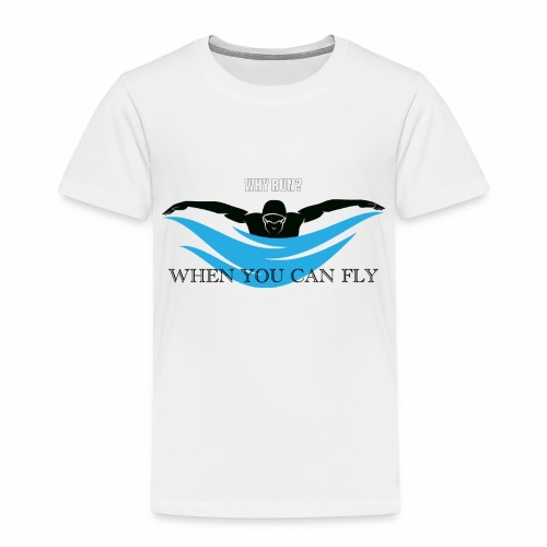 Pourquoi? Why? - T-shirt Premium Enfant
