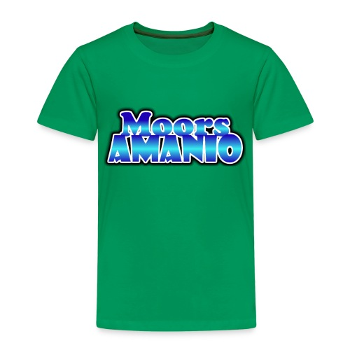MoorsAmanioLogo - Kinderen Premium T-shirt