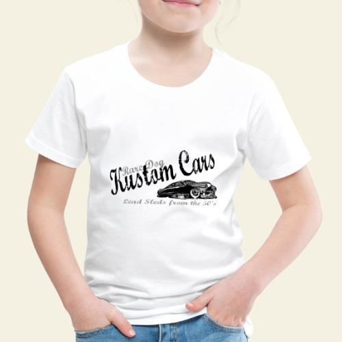 lead sled - Børne premium T-shirt
