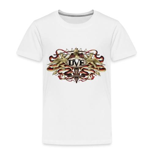 DVE Logo 01 - Das Wappentier - Kinder Premium T-Shirt