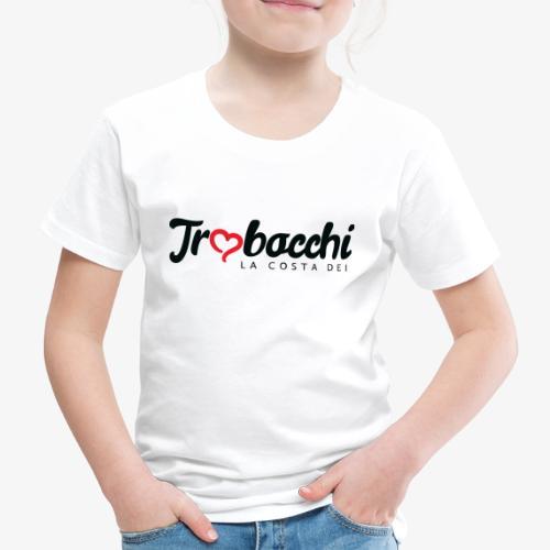 La costa dei Trabocchi - Maglietta Premium per bambini