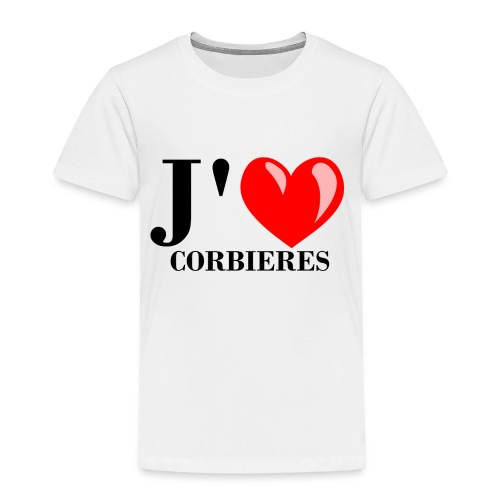 Corbie res - T-shirt Premium Enfant