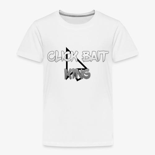 CLICK BAIT KING - Kids' Premium T-Shirt