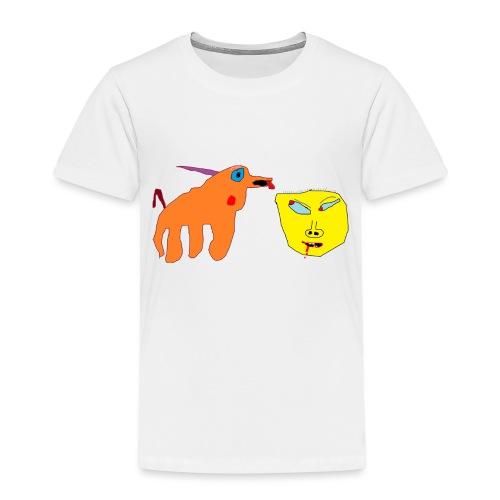 REVOLUSJONERANDE - Premium T-skjorte for barn